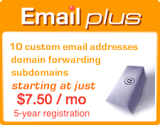 Email Plus package